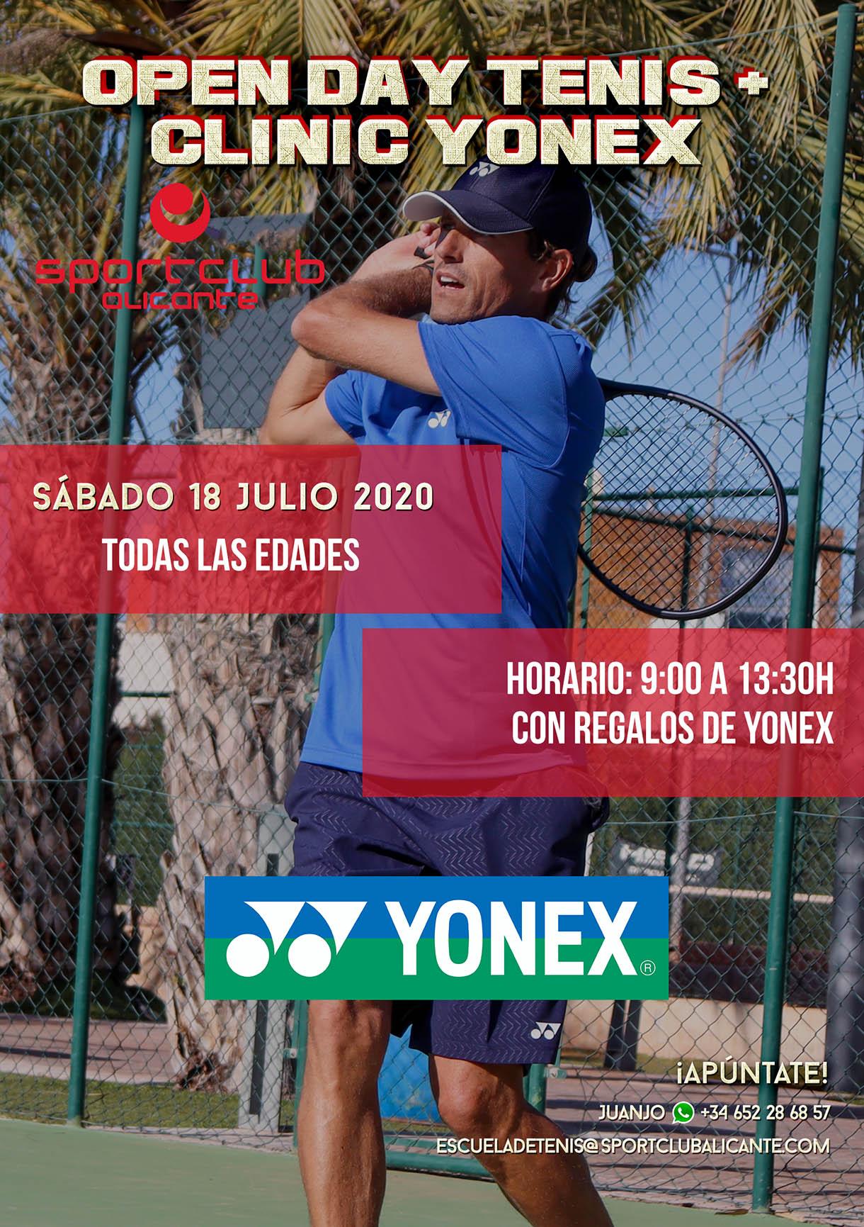 openday-clinic-yonex