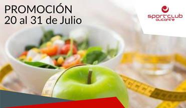 nutrición oferta